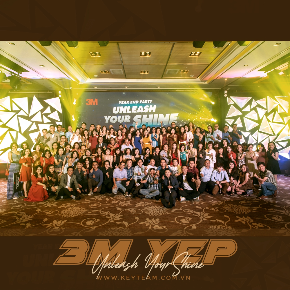 3m vietnam year end party