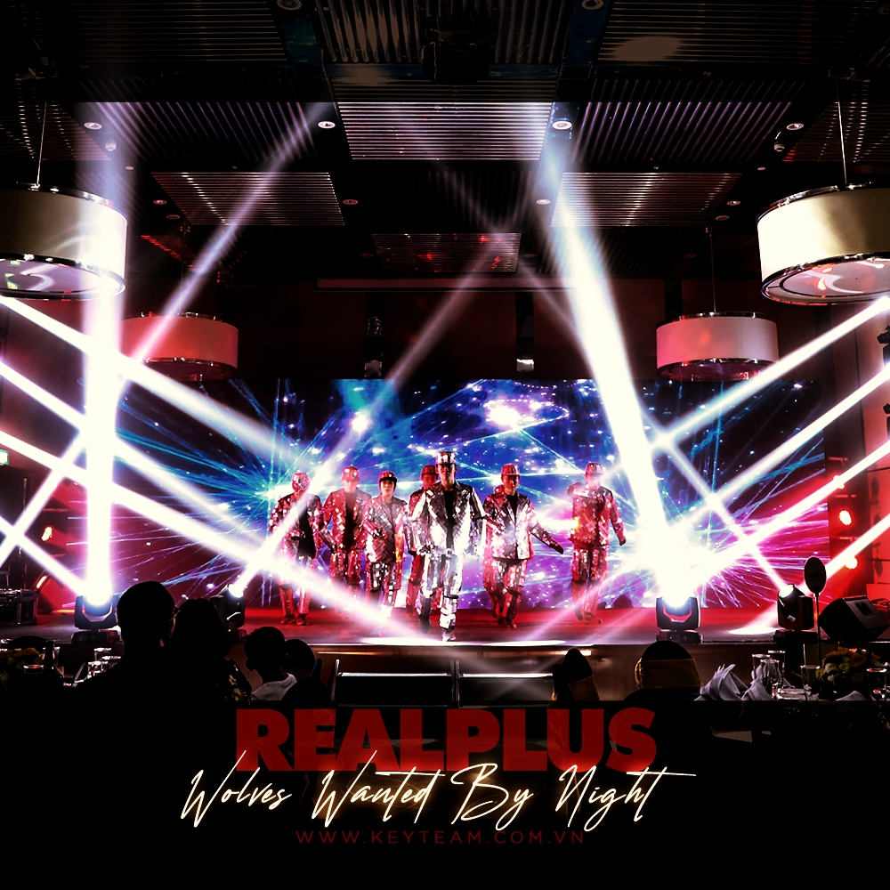 realplus year end party