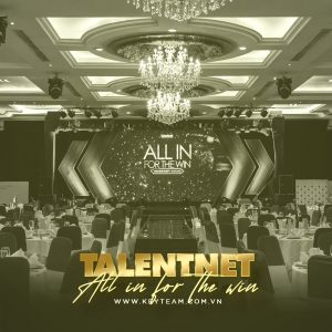 talent year end party 2021