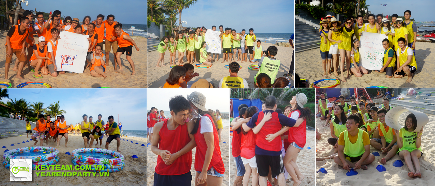 team building phan thiet
