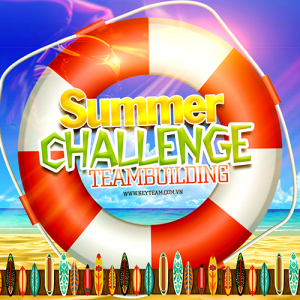 team building summer challenge