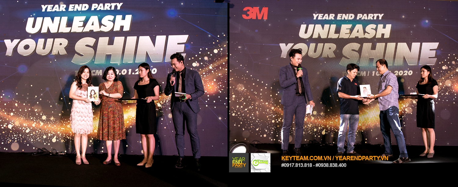 year end party 3m vietnam