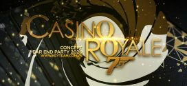 CONCEPT YEAR END PARTY : CASINO ROYALE